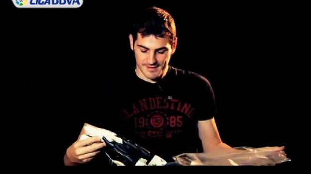 Casillas no pudo ocultar su felicidad. (Video: Marca.com)