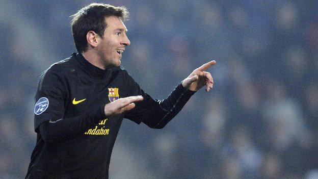 Lionel Messi espera lograr una victoria con el Barcelona en el Bernabéu. (Difusión)