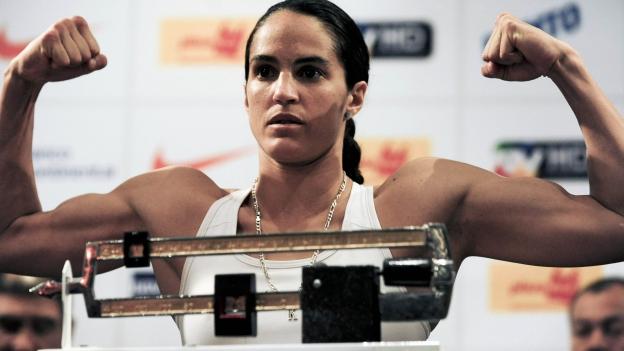 Kina Malpartida confesó que anduvo un tiempo por el mal camino. (AFP)