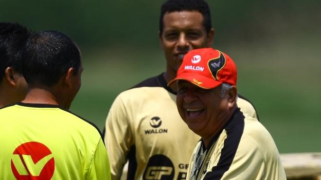 Renato Zapata volverá a vestir la camiseta de León. (Daniel Apuy)