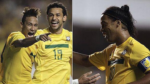 Brasil enfrentará a Bosnia en Suiza. (AP)