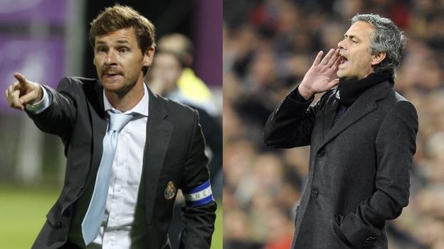 El técnico de Chelsea fue asistente de Mourinho en el Porto. (AFP)