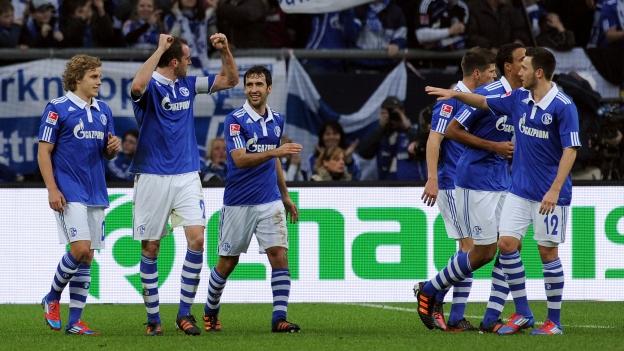 Schalke está cuarto en la Bundesliga. (AFP / YouTube)