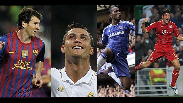 Sin duda, la todo el mundo espera una final Barza-Madrid. (USI)