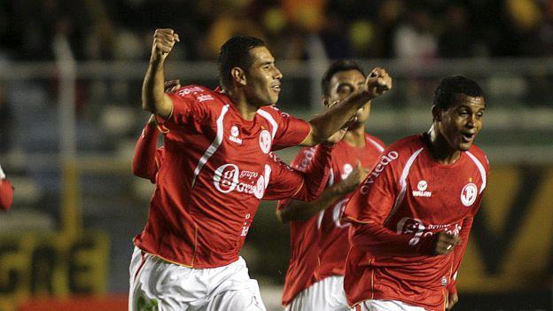 Juan Aurich sumó sus tres primeros puntos en la Copa.