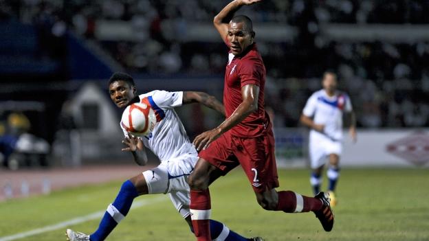 Perú no encontró la brújula a lo largo del partido. (AFP / TV Perú)
