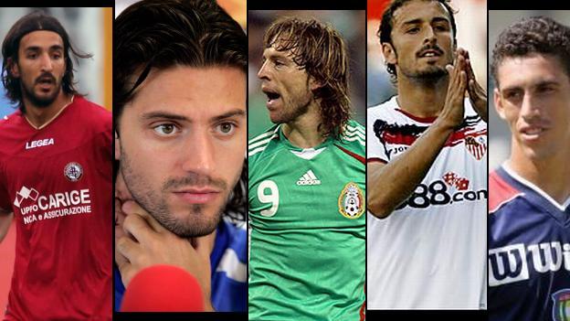 Ellos son algunos futbolistas que fallecieron en el campo de juego. (USI)