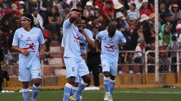Meza Cuadra lleva anotados 5 goles en el torneo. (José Carlos Angulo)