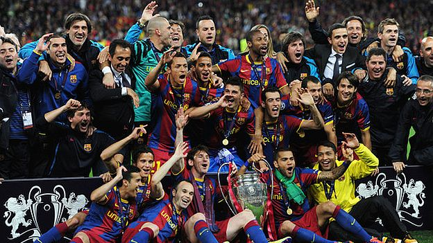 Barcelona es el actual campeón de Europa. (Internet)