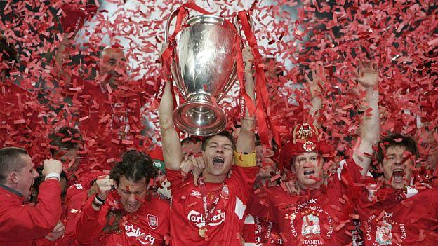 La final más impresionante de la historia coronó al Liverpool en Estambul. (Internet)