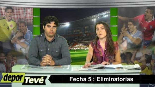 Guerrero y Carrillo comandarán la delantera peruana. (Depor)