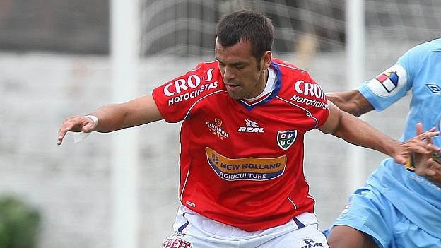 Luis García jugó en Estudiantes de la Plata. (Leo Fernández)