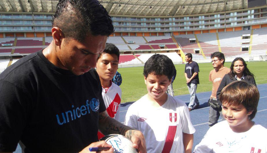 No solo el 'Depredador', de esta campaña mundial también participaron Messi, Agüero y Tévez.