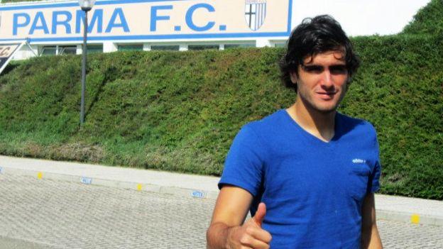 Ampuero firmó con el Parma por las próxima 5 temporadas. (Paul Valderrama)