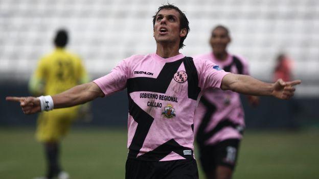 Orejuela es el goleador de Sport Boys en este 2012, con 10 'pepas'. (Erick Nazario)