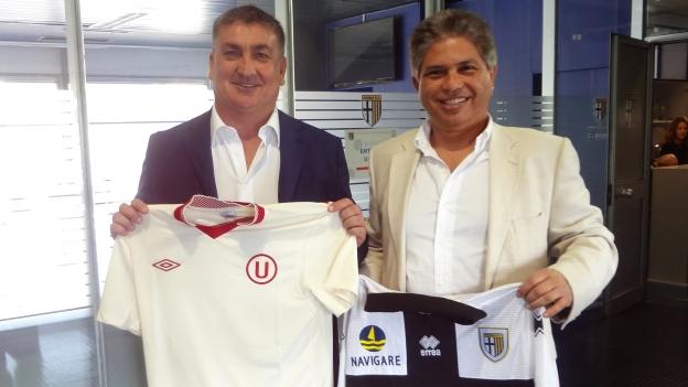 Los cremas tienen un convenio con los clubes de la Serie A. (Difusión)