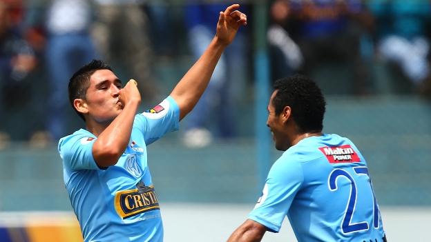 14 goles anotó Ávila en lo que va del torneo. (Daniel Apuy)
