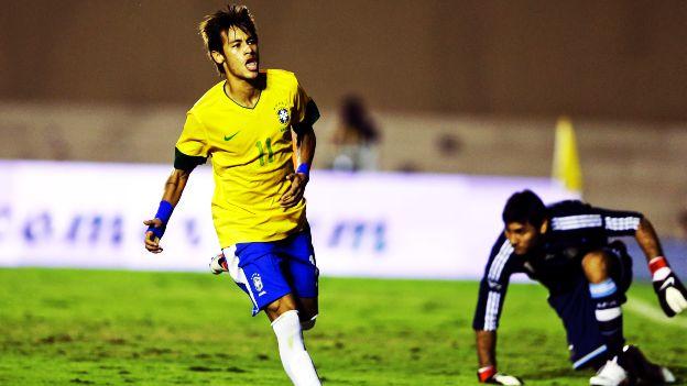 Neymar ha marcado 16 goles con la selección de Brasil. (AP/ YouTube)