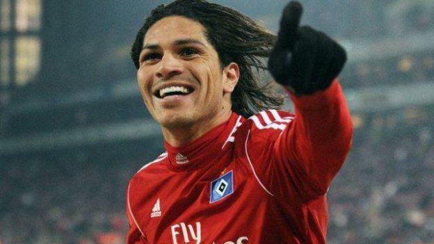 En total fueron 65 goles en la Bundesliga los que marcó Guerrero. (AFP/Youtube)