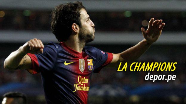 Alejandro Vernal te trae los mejores datos de la Champions League. (Reuters/Depor)