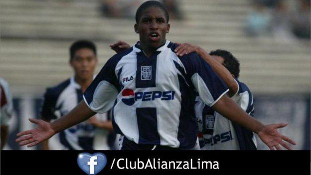 Seleccion peruana = club Alianza Lima