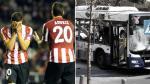 UEFA suspendió partido entre el Hapoel Kiryat Shmona y el Athletic Bilbao