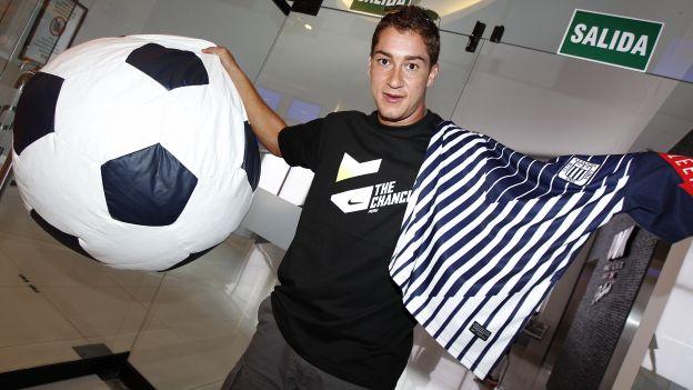 Ibáñez llegó a inicios de año con Jonathan Charquero. (Eddy Lozano)