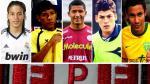 Benavente, Flores, Hinostroza y Deza convocados a la selección sub 20