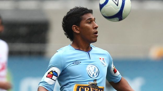Juan Carlos Mariño ganó su primer título en el fútbol peruano.