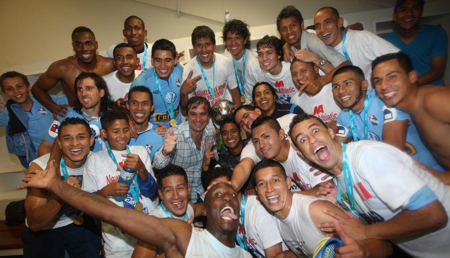2012: Sporting Cristal consiguió su título 16 tras derrotar a Garcilaso.