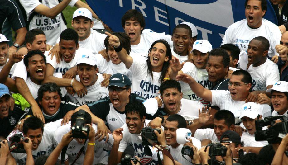 2010: San Martín derrotó a León de Huánuco y se consagró campeón.