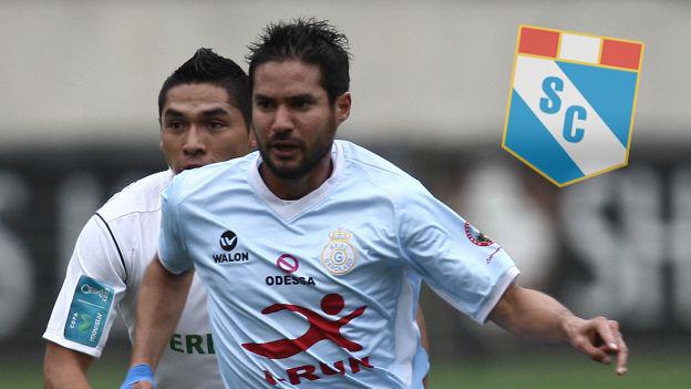 Uribe sabe que en Cristal puede brillar y salir al extranjero. (Erick Nazario)