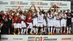 (FOTOS) Polémica en la final de la Copa Sudamericana