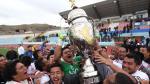 UTC es el campeón de la Copa Perú y jugará en Primera División en 2013