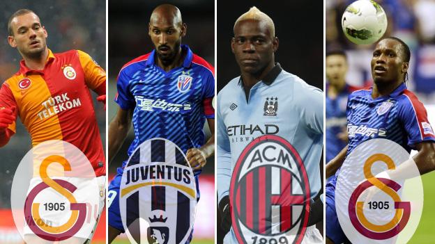 El Atlético de Madrid y el Inter de Milán también podrían dar sorpresas. (Agencias)