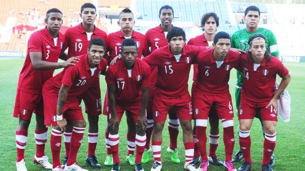 Perú no va a un Mundial en menores desde el Sub 17 del 2007. (AFP)