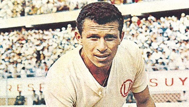 Cruzado jugó en la 'U' entre 1959 y 1973. (Internet)