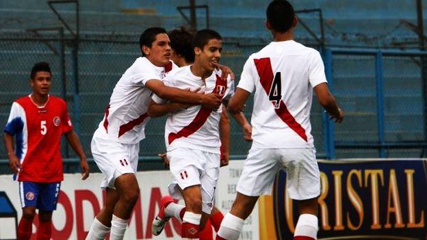 Perú jugó dos mundiales Sub-17 en 2005 y 2007. (USI)