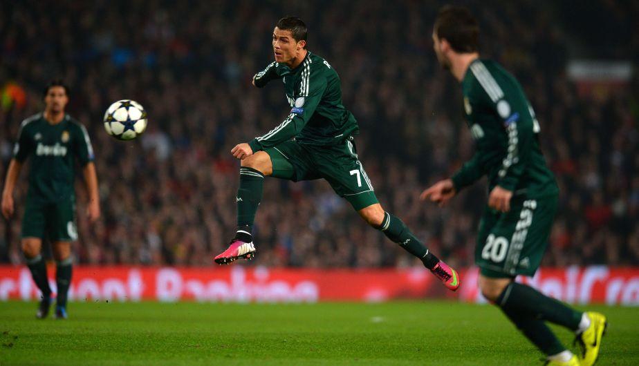 Cristiano Ronaldo, delantero del Real Madrid, lleva marcados 17 goles en 15 partidos. (Fotos: Agencias)
