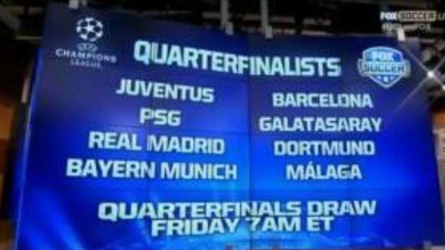 Chelsea, último campeón, quedó eliminado en la fase de grupos.
