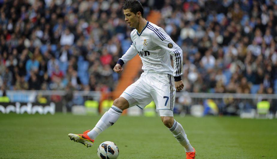 Ronaldo hizo un gran partido. Eso que solo ingresó en la segunda parte. Las zapatillas lo ayudan bastante.