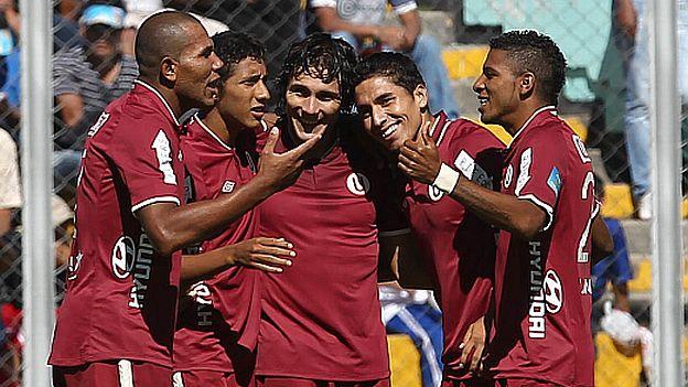 Universitario sumó 14 puntos en el torneo. (Eddy Lozano)