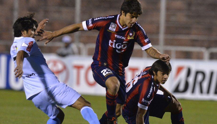 Con este resultado, el elenco peruano se ubicó segundo de la llave con 10 puntos, uno menos que el colombiano Santa Fe. (AFP)