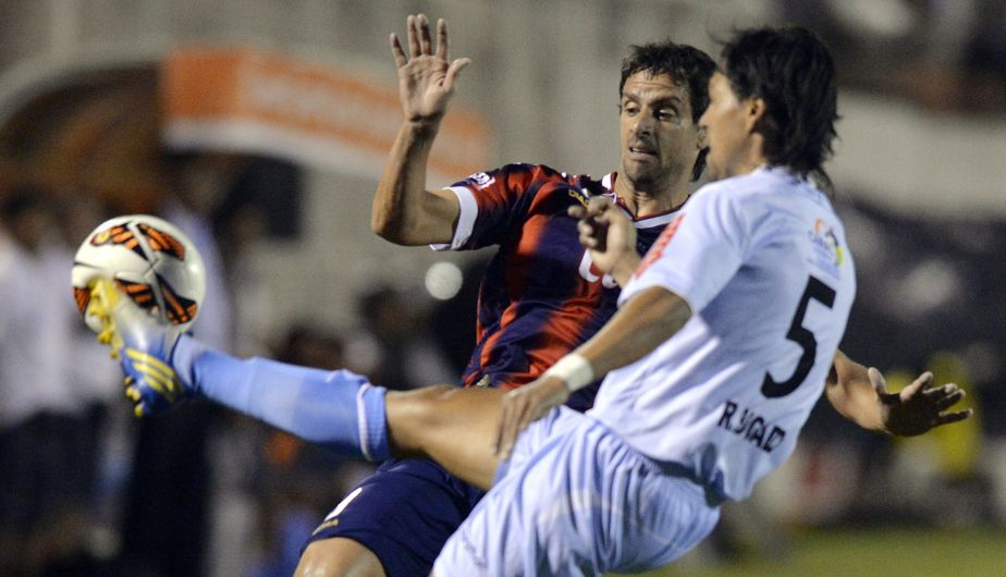 La sexta y última fecha del grupo se disputará el próximo martes, cuando Garcilaso visite a Santa Fe en el estadio El Campín de Bogotá, y Cerro Porteño sea anfitrión en Asunción del Tolima. (AFP)