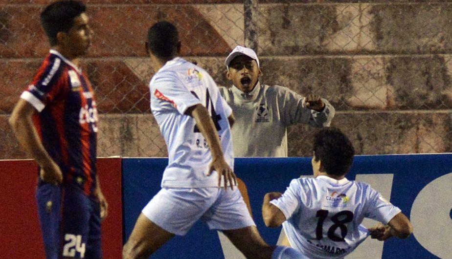 La 'Máquina' es uno de los equipos revelación de esta edición de la Libertadores. (AFP)