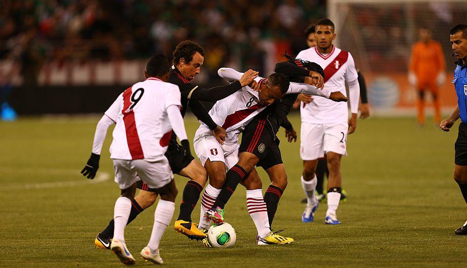 El partido fue luchado, trabado y con pocas llegadas. (Daniel Apuy)