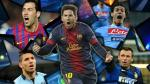 Lionel Messi y sus amigos en Lima: vendrá Sergio Aguero, Antonio Cassano y Sergio Busquets