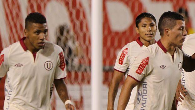 Gómez aún no marca con la 'U', mientras que Gonzales ya lo hizo. (USI)