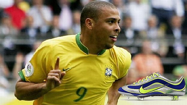 Ronaldo marcó 15 goles en la historia de los mundiales.