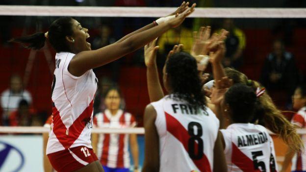La Selección Peruana de Voleibol se coronaron campeona sudamericana en noviembre.  (Erick Nazario)
